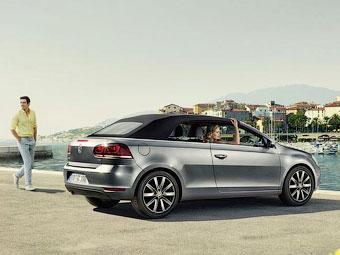 Volkswagen посвятил ателье Karmann спецверсию кабриолета Golf