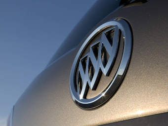 Holden показал фрагмент нового флагмана Buick
