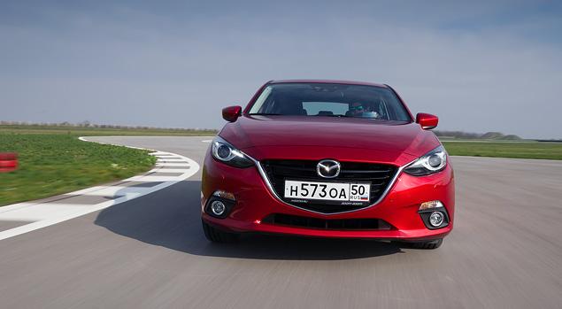 Кому понравится новая Mazda3. Фото 2