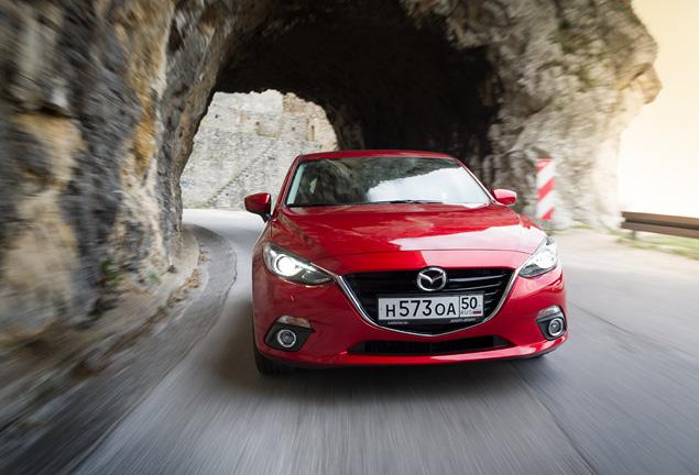 Кому понравится новая Mazda3. Фото 4