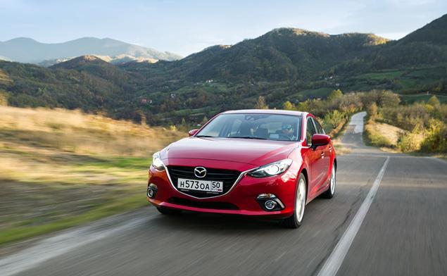 Кому понравится новая Mazda3. Фото 6