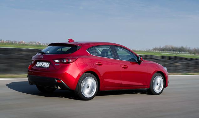 Кому понравится новая Mazda3. Фото 7