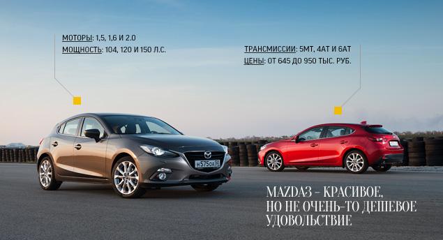 Кому понравится новая Mazda3. Фото 8