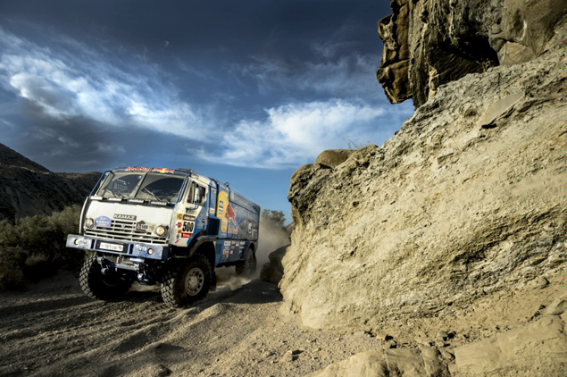 "Кто будет бороться за победу на ралли-рейде ""Дакар-2014"". Фото 7"