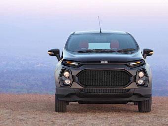 Индийские тюнеры изменили Ford EcoSport до неузнаваемости