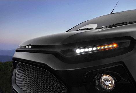 Ателье DC Design разработало проект доработок для модели EcoSport