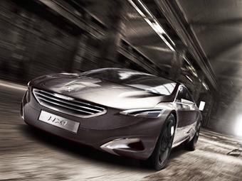 Peugeot создаст конкурента Mercedes-Benz CLA