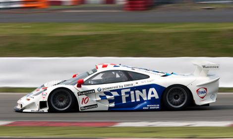 На торги выставят McLaren F1 GTR Longtail для кузовной серии FIA GT