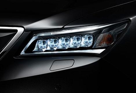 Acura MDX получит в России один мотор и две комплектации. Фото 2