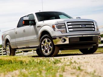 Новый Ford F-150 станет алюминиевым
