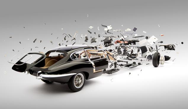 Рождение и смерть автомобилей в фотографиях Фабиана Офнера. Фото 1