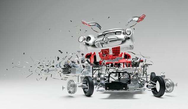 Рождение и смерть автомобилей в фотографиях Фабиана Офнера. Фото 2