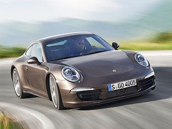 Porsche превратит спорткар 911 во внедорожник