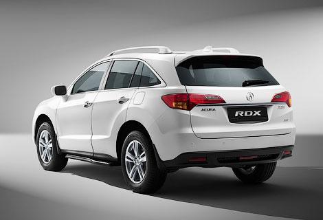 Acura RDX появится в России с одним мотором и в одной комплектации