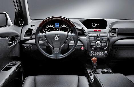Acura RDX появится в России с одним мотором и в одной комплектации. Фото 1