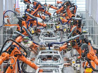 Audi потратит на свое развитие 22 миллиарда евро