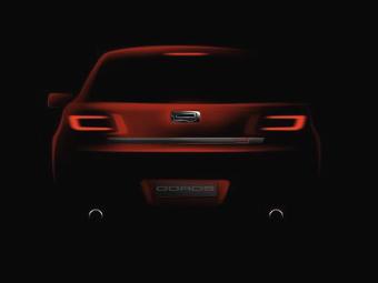 Компания Qoros показала изображения своей второй модели