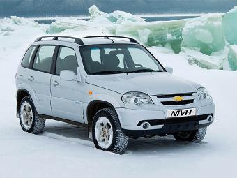 Chevrolet Niva подорожает с нового года