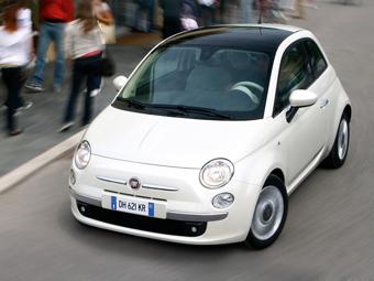 Пятидверный Fiat 500 появится через два года