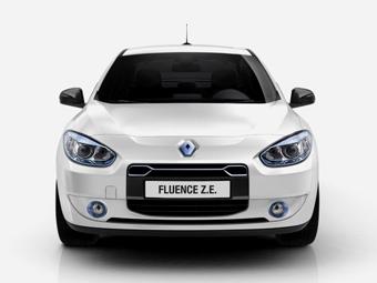 В Renault оснастили электрический Fluence автопилотом