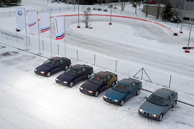 Чему учат в раллийной школе BMW. Фото 3
