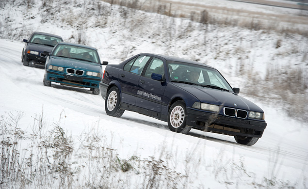 Чему учат в раллийной школе BMW. Фото 6