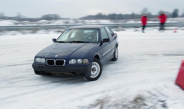 Чему учат в раллийной школе BMW. Фото 8