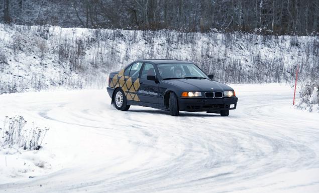 Чему учат в раллийной школе BMW. Фото 9