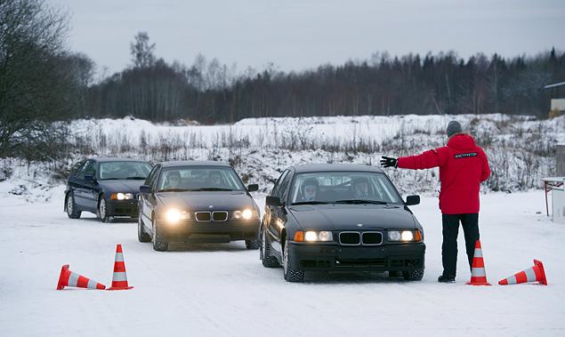 Чему учат в раллийной школе BMW. Фото 10