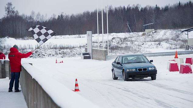 Чему учат в раллийной школе BMW. Фото 12