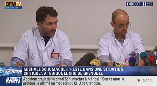 Как Михаэль Шумахер оказался в больнице в состоянии комы. Фото 2