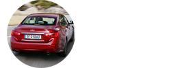 Седан Infiniti Q50 Eau Rouge получил карбоновый аэродинамический обвес