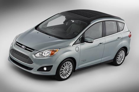 В Ford подготовили концептуальную версию бензо-электрического компактвэна