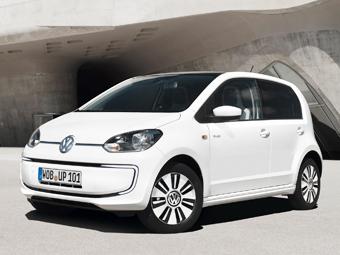Владельцам электрокара VW e-up! дадут машину с ДВС