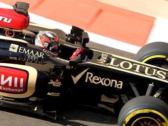 Команда Lotus пропустит январские тесты Формулы-1