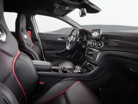 "Mercedes-Benz GLA 45 AMG наберет ""сотню"" за 4,8 секунды. Фото 3"