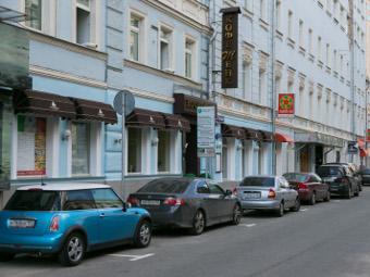 Парковочные места в Москве станут короче с февраля