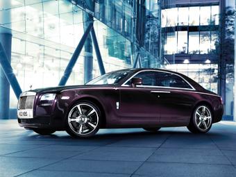 Rolls-Royce Ghost получил прибавку мощности