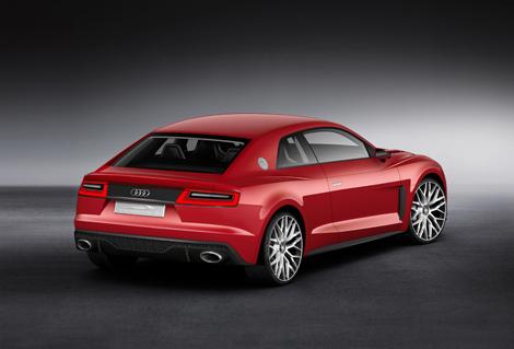 Компания Audi показала прототип лазерной светотехники на спорткупе. Фото 2