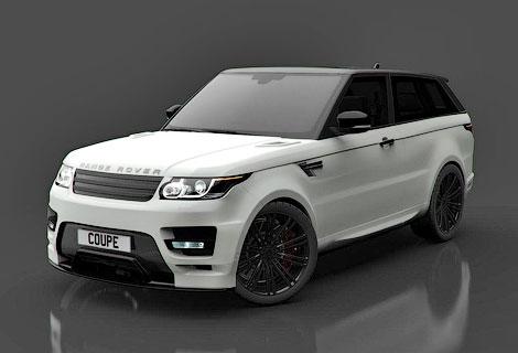 Ателье Bulgari Design показало программу тюнинга Range Rover Sport. Фото 2