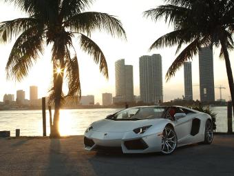 Покупателям пентхаусов в Дубае подарят Lamborghini Aventador