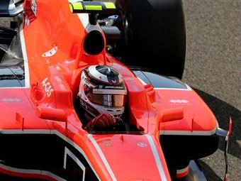Команда Формулы-1 Marussia объявила имя второго пилота