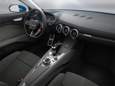 Прототип Audi allroad shooting brake получил гибридную силовую установку. Фото 3