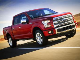 Новый Ford F-150 получил алюминиевый кузов и турбомотор