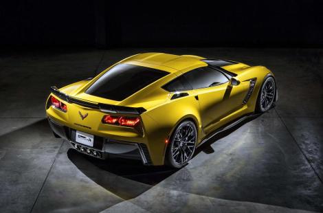 Chevrolet Corvette Z06 получит 620-сильный двигатель