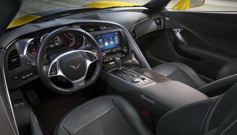 Chevrolet Corvette Z06 получит 620-сильный двигатель. Фото 1