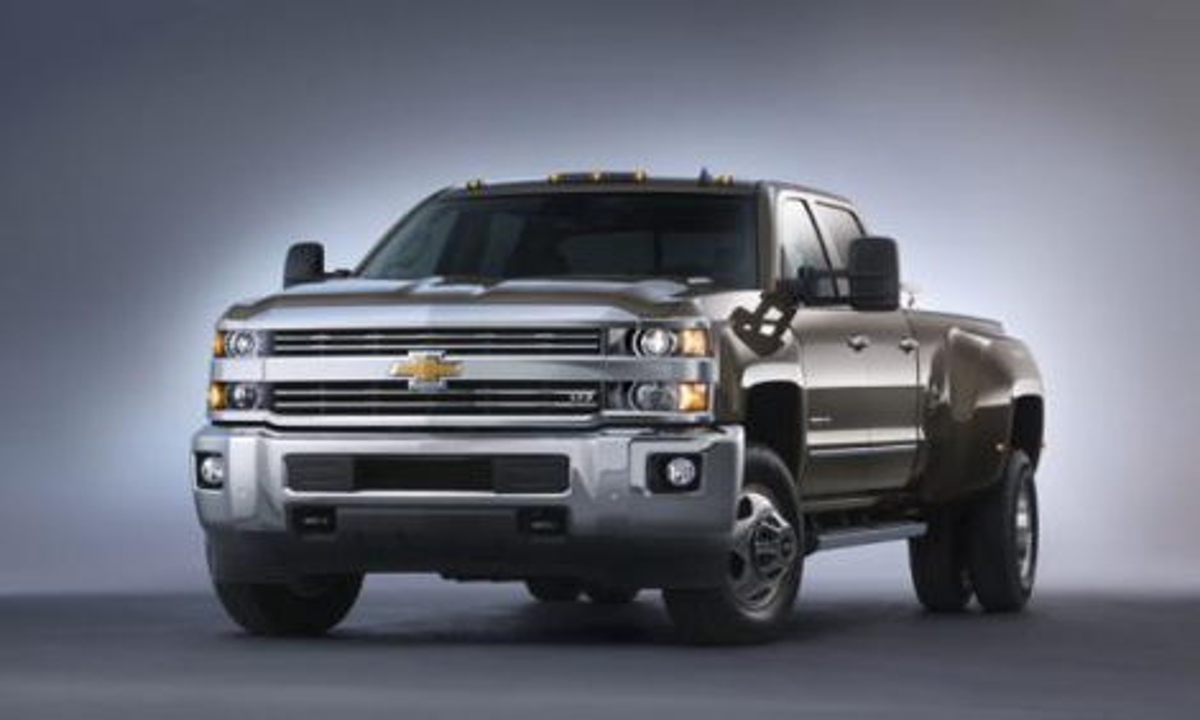 Пебедителями оказались два представителя марки Chevrolet