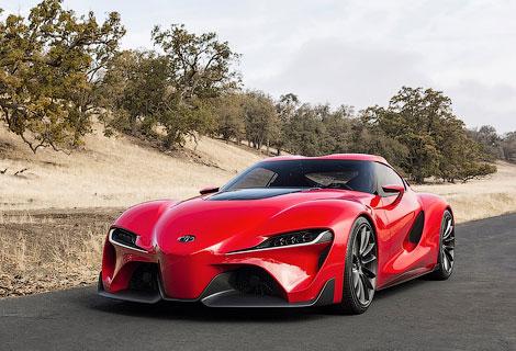 Новое направление дизайна Toyota продемонстрировали на концептуальном спорткупе. Фото 3