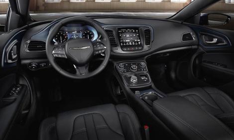 Рассекречен седан Сhrysler 200 нового поколения. Фото 3