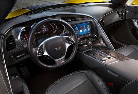 Компания Chevrolet добавила мощности суперкару Corvette Z06. Фото 1